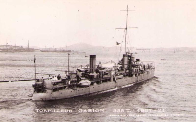 * GABION (1908/1921) * 507_0010