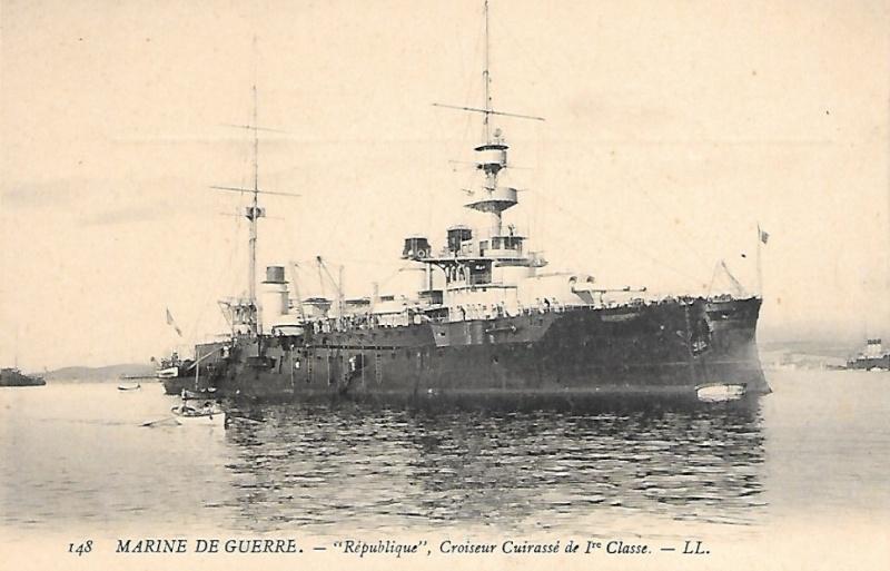 * RÉPUBLIQUE (1906/1921) * 597_0010