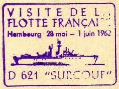 * SURCOUF (1955/1971) * 620510