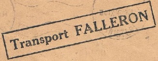* FALLERON (1950/1975) * 660910