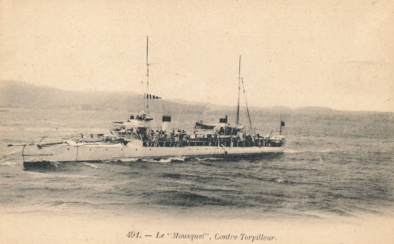 * MOUSQUET (1903/1914) * 671_0010