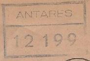 * ANTARÈS (1955/1977) * 680310