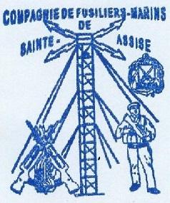 * SAINTE-ASSISE, Centre des Transmissions de la Marine * 719_0011