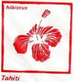 * HIBISCUS (1955/1986) * 720910