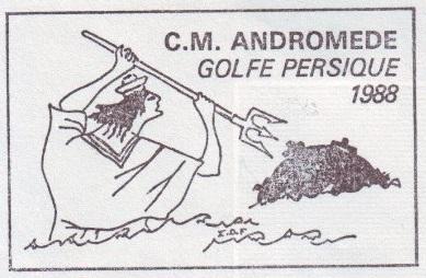 * ANDROMÈDE (1984/....) * 725_0011
