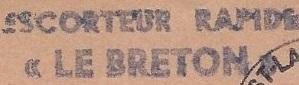 * LE BRETON (1957/1976) * 740910