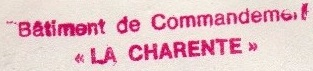 * LA CHARENTE (1964/1983) * 7706_c10