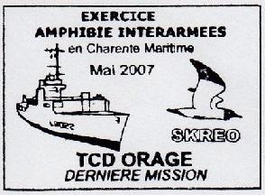 * ORAGE (1968/2007) * 787_0010