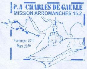 * CHARLES DE GAULLE (2001/....) * 835_0010