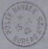 Bureau Naval N° 25 de Bordeaux 851_0010