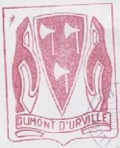 * DUMONT D'URVILLE (1983/2017) * 901110