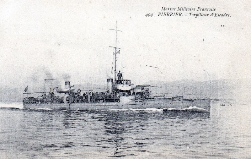 * PIERRIER (1910/1921) * 958_0010