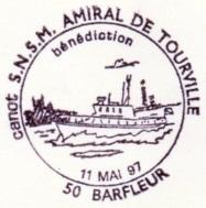 * AMIRAL DE TOURVILLE (1997/....) * 970511