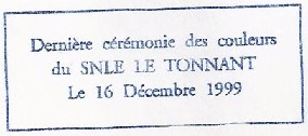 * LE TONNANT (1980/1999) * 991210