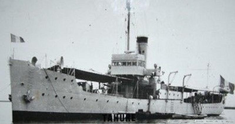 * TAHURE (1920/1944) * Avisot10