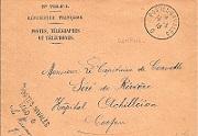 Les Cachets Postaux de la Poste Navale Cachet12