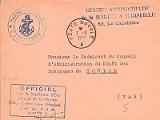 Les Cachets Postaux de la Poste Navale E11010