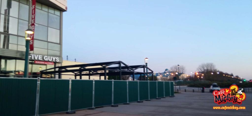 Le développement de Disney Village 11de3410