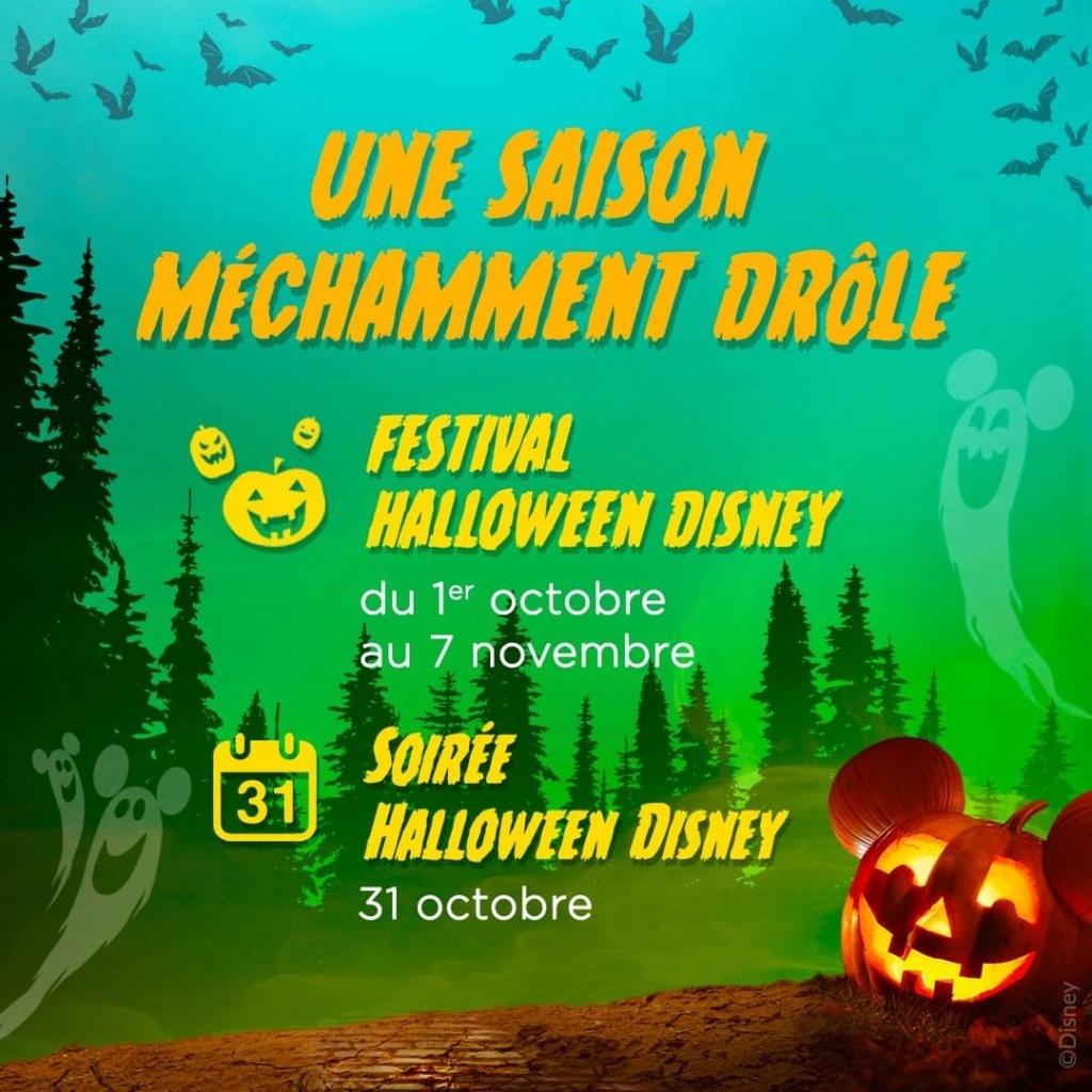 Le Festival Halloween Disney (du 1er octobre au 7 novembre 2021) 1829e910