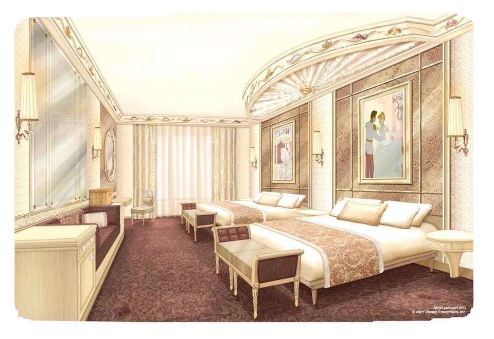 Disneyland Hotel - Rénovation - Page 4 192e7910