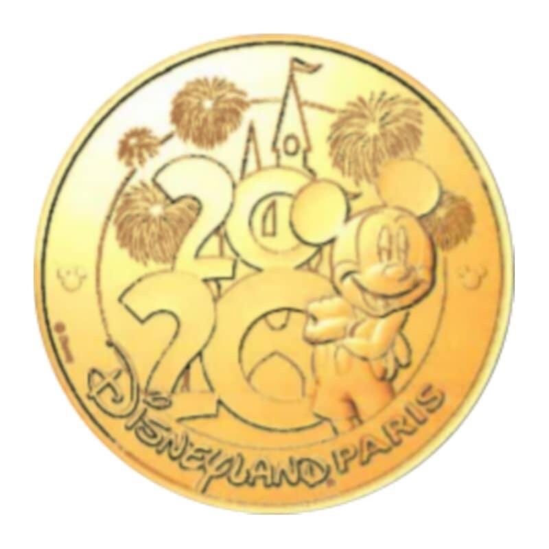 Les pièces de monnaie de Disneyland Paris - Page 26 1f5bba10