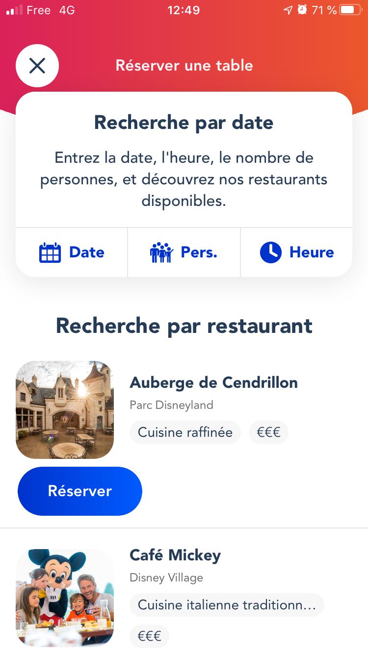 Application Disneyland Paris officielle sur iPhone, Android et iPad - Page 24 21e29310