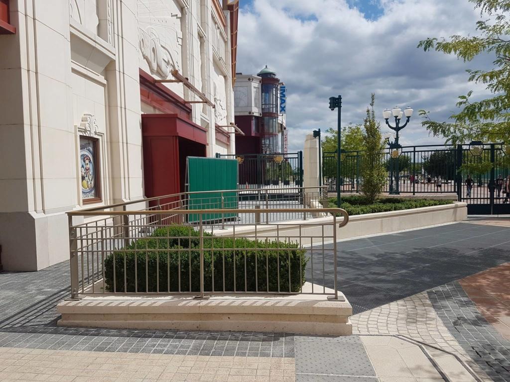 Esplanade : Nouvel Aménagement entre les Parcs, la Gare et DV - Page 20 38837010