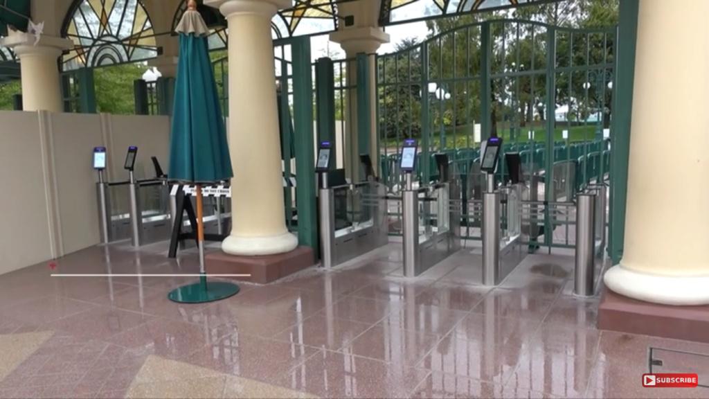 Les nouveaux portiques de Disneyland Paris ! - Page 2 5523c410