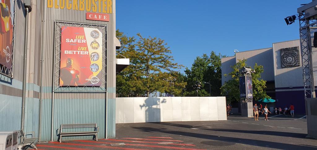 [Parc Walt Disney Studios] Avengers Campus (2021) > infos en page 1 - Page 40 5cca5f10