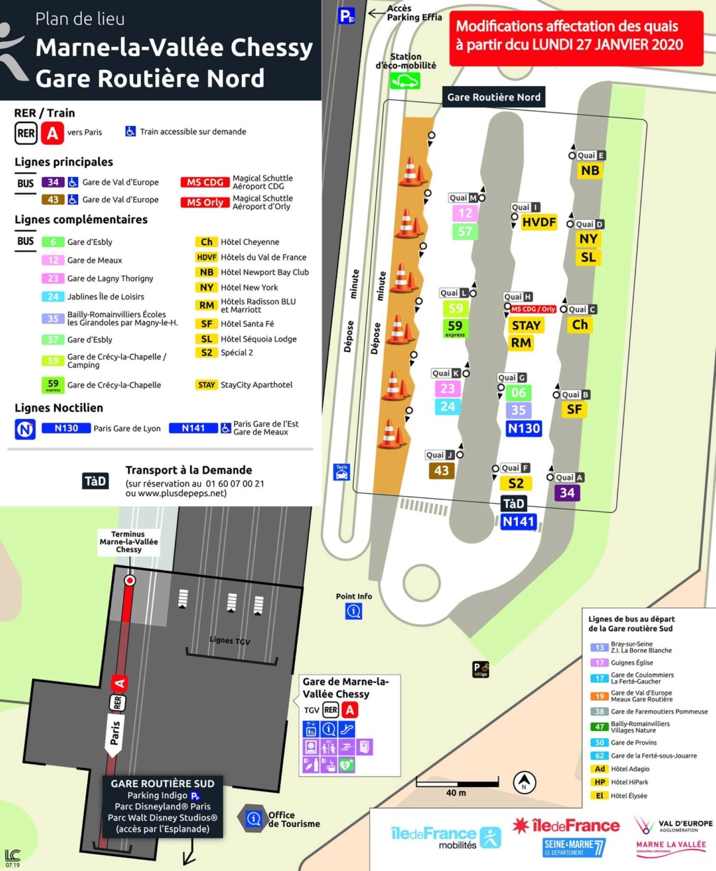Pôle d'échanges multimodal de Marne-la-Vallée - Chessy (gares routières, SNCF et RATP) - Page 17 8b3c2110