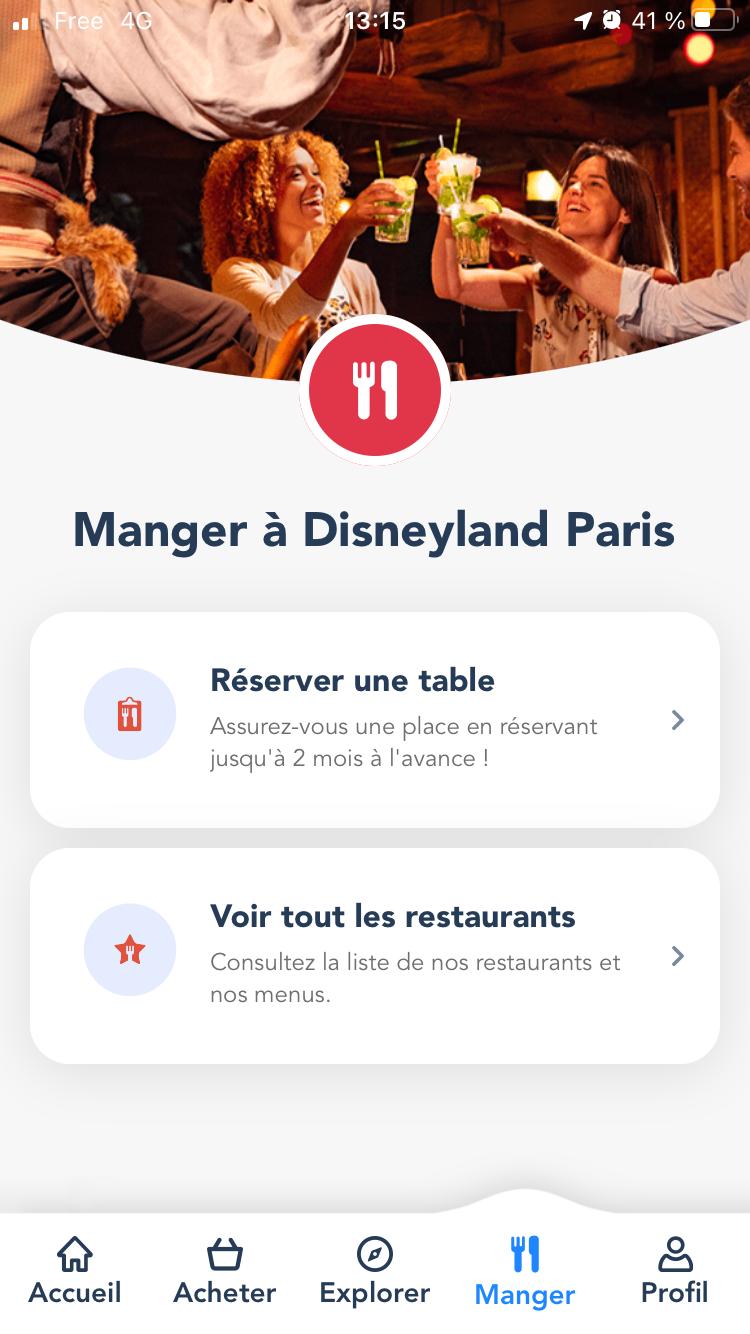 Application Disneyland Paris officielle sur iPhone, Android et iPad - Page 26 9cb20e10