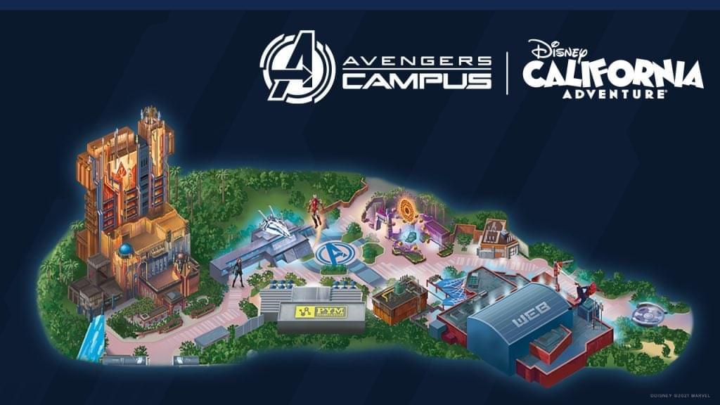 Avengers Campus [Disney California Adventure - 2021] - Page 10 Bef5d310