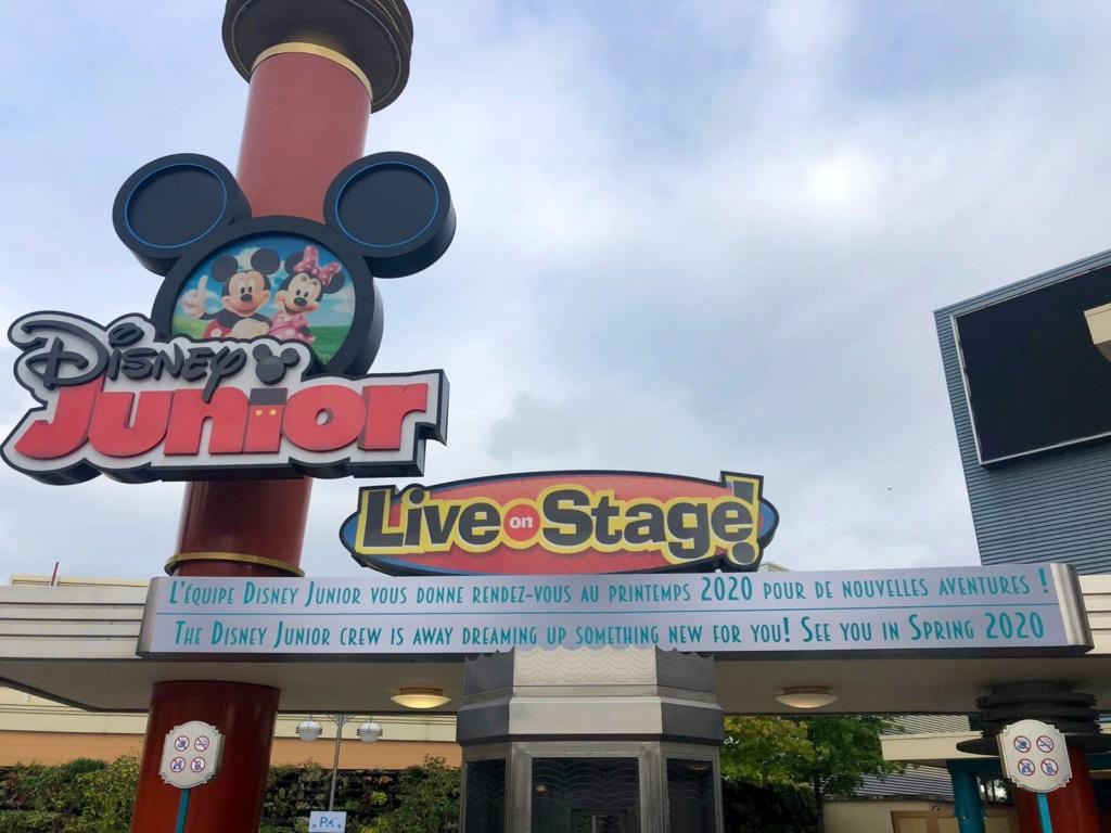 [Parc Walt Disney Studios] Nouveau spectacle : Studio D (printemps 2020) C69f1b10