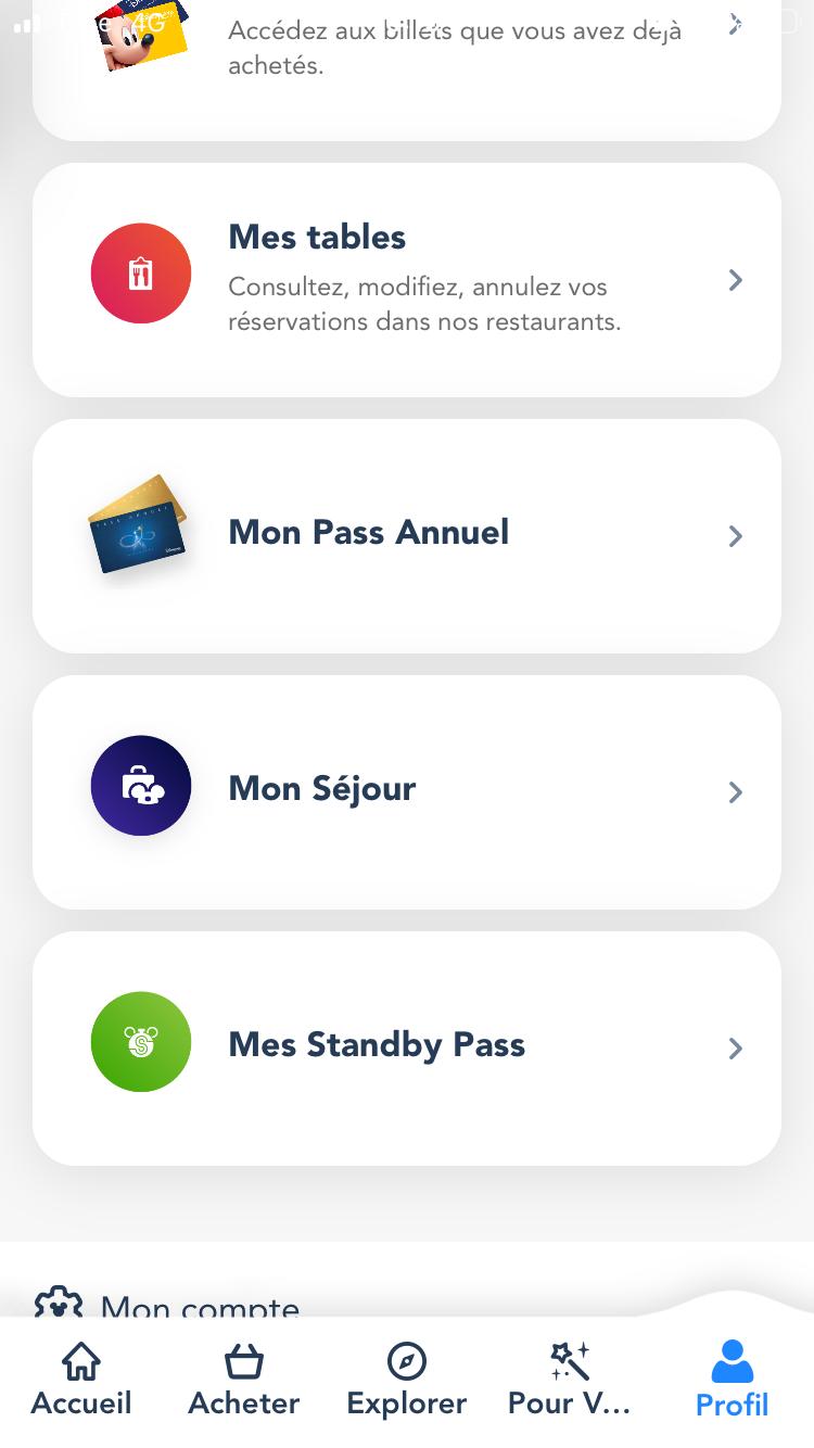 Application Disneyland Paris officielle sur iPhone, Android et iPad - Page 25 Dca4f010
