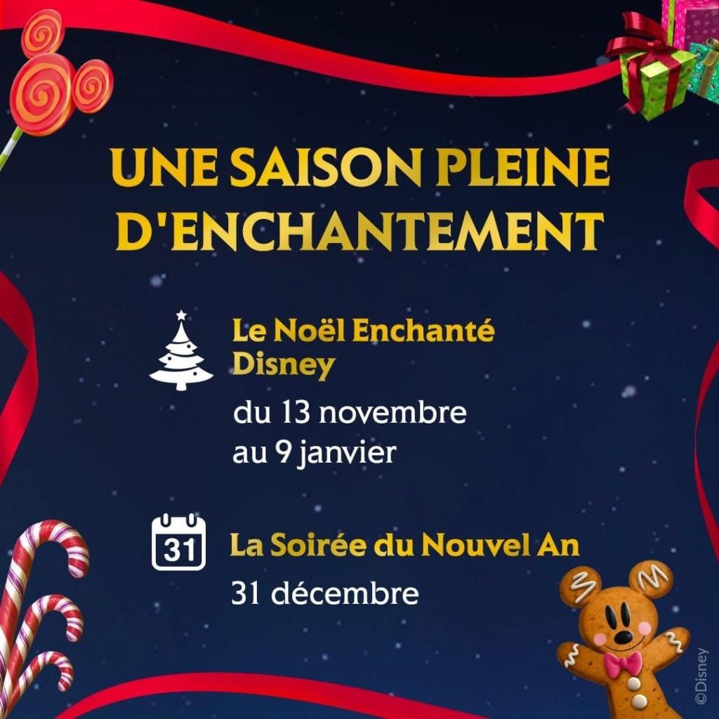 Le Noël Enchanté Disney (du 13 novembre 2021 au 9 janvier 2022) Dda2d510