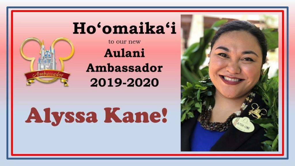 [2019 à 2021] Le programme Ambassadeur Disney (présentation, nouveaux Ambassadeurs...) - Page 10 Img_0514