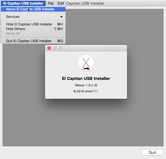 El Capitan USB Installer (Nouveau) 00_210