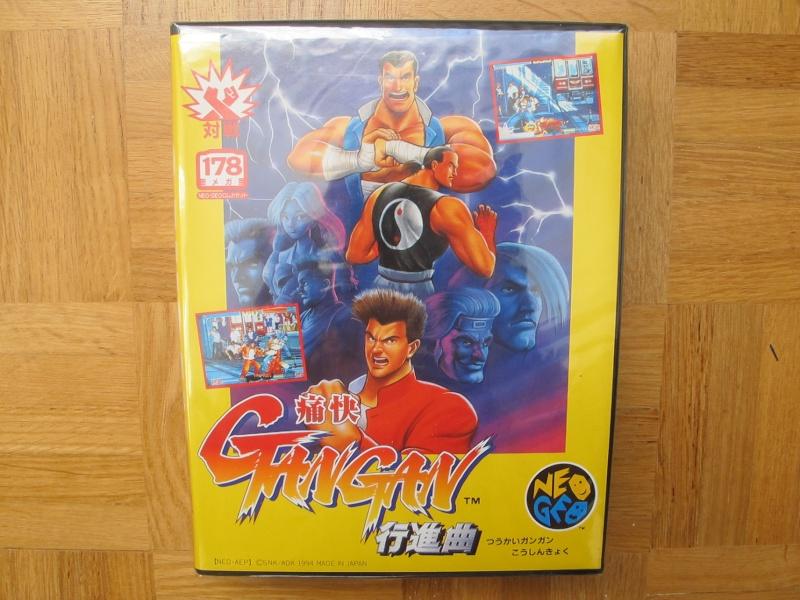 La Gameroom de Greg79 Gangan10