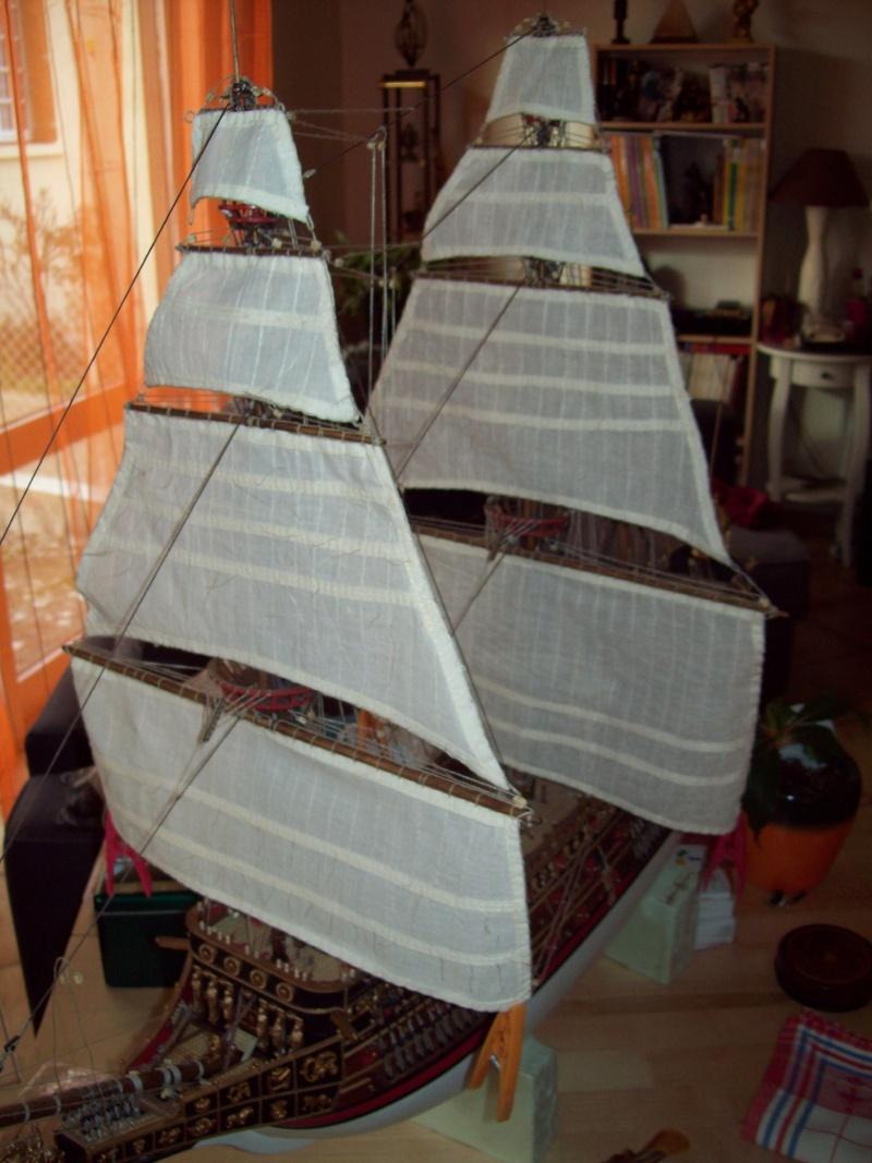 nouveau Sovereign of the Seas Altaya 103_0421