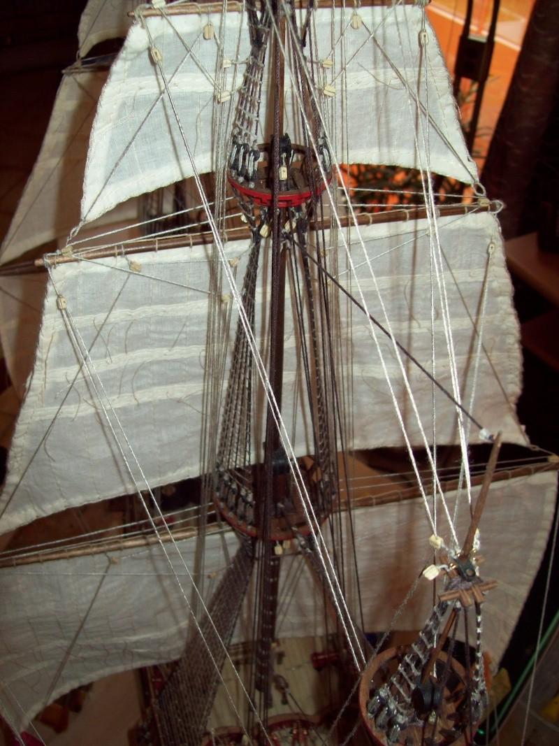 nouveau Sovereign of the Seas Altaya 103_0423