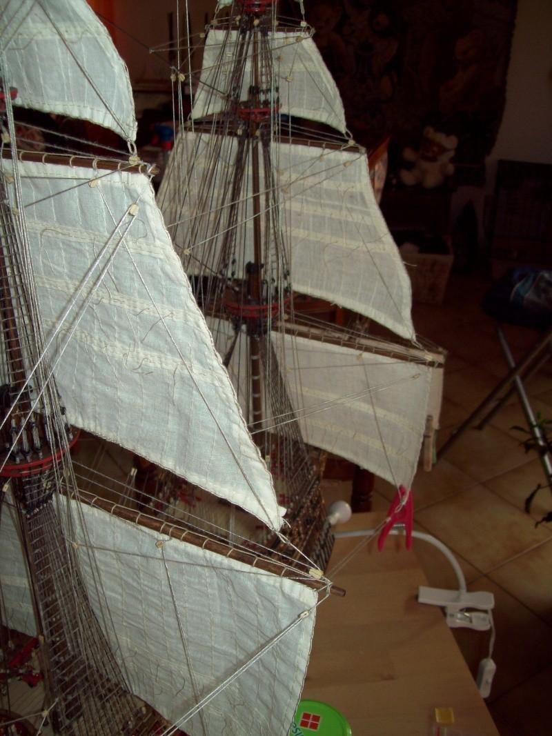 nouveau Sovereign of the Seas Altaya 103_0425
