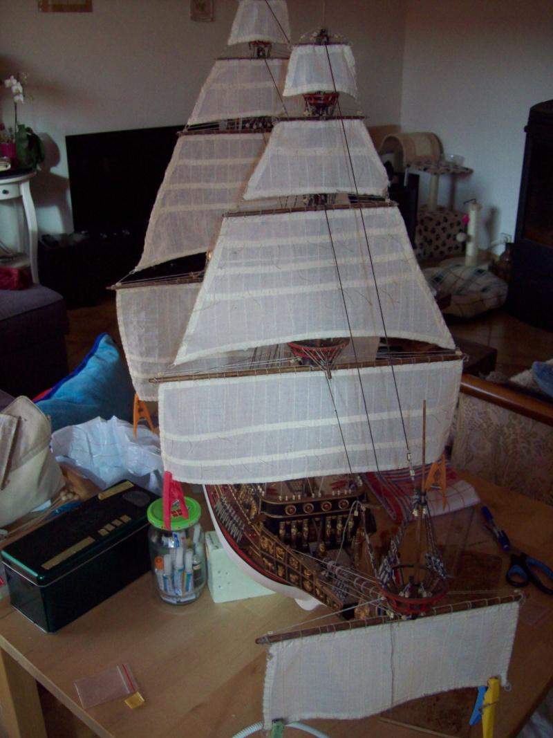nouveau Sovereign of the Seas Altaya 103_0426