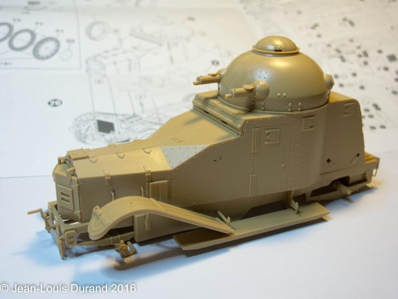 VICKERS CROSSLEY M-25 - PIT ROAD ref. G-32 - 1/35 06032010
