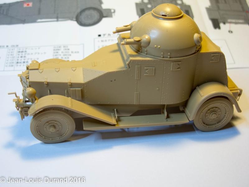 VICKERS CROSSLEY M-25 - PIT ROAD ref. G-32 - 1/35 06032011