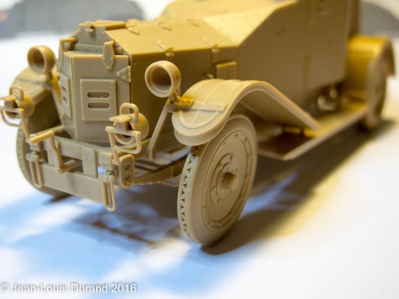 VICKERS CROSSLEY M-25 - PIT ROAD ref. G-32 - 1/35 06032012