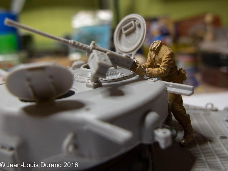 SHERMAN M4A3 (76)W - HOBBY BOSS 84805 - 1/48 17032011
