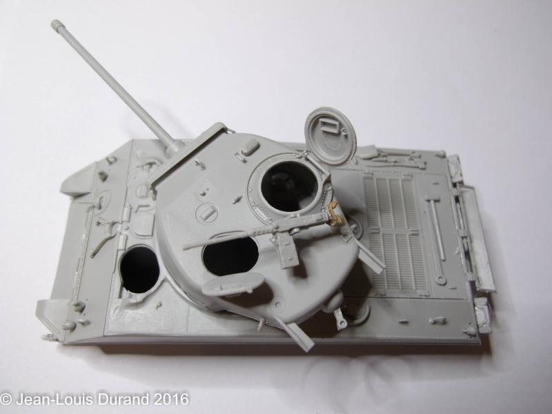 SHERMAN M4A3 (76)W - HOBBY BOSS 84805 - 1/48 17032012