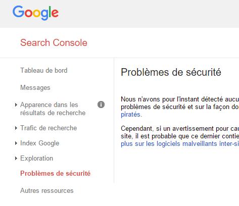 """""""Site trompeur"""" Securi10"""