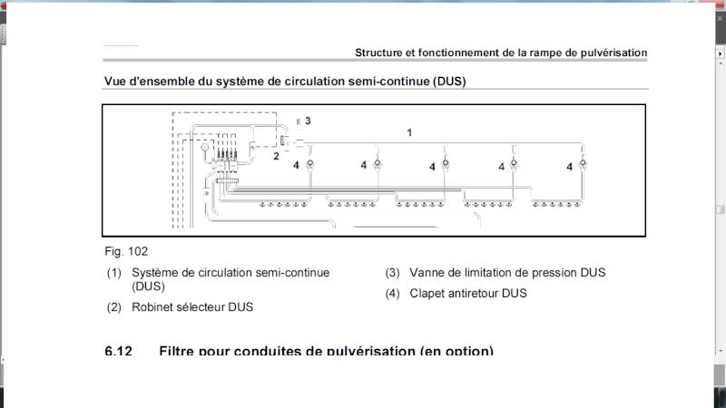 problème pression sur pulvé Amazone - Page 11 Dus210