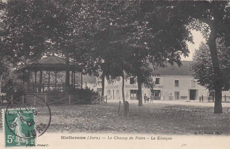Cartes postales ville,villagescpa par odre alphabétique. - Page 4 A_blet10